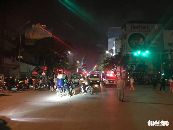 Cháy cửa hàng đồ sơ sinh ở Hà Nội: 4 người thiệt mạng - Ảnh 11.