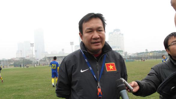 Ông Hoàng Văn Phúc làm giám đốc kỹ thuật kiêm HLV tạm quyền CLB Hà Nội - Ảnh 1.