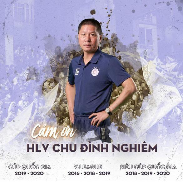 Ông Hoàng Văn Phúc làm giám đốc kỹ thuật kiêm HLV tạm quyền CLB Hà Nội - Ảnh 2.