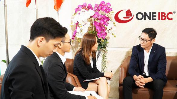 One IBC: 'Nâng bước' thương hiệu Việt ra thế giới - Ảnh 2.