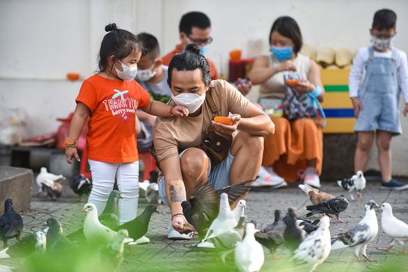 Sài Gòn bao dung - TP.HCM nghĩa tình: Tôi trách Sài Gòn - Ảnh 1.