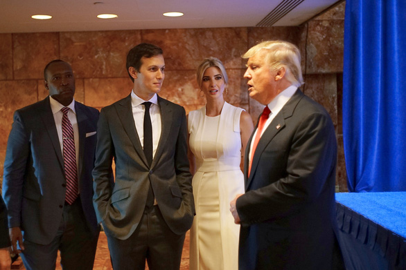Trùng tên con rể ông Trump, sướng hay khổ? - Ảnh 2.