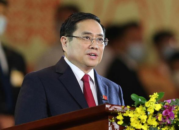 Giới thiệu ông Phạm Minh Chính để Quốc hội bầu Thủ tướng Chính phủ - Ảnh 1.