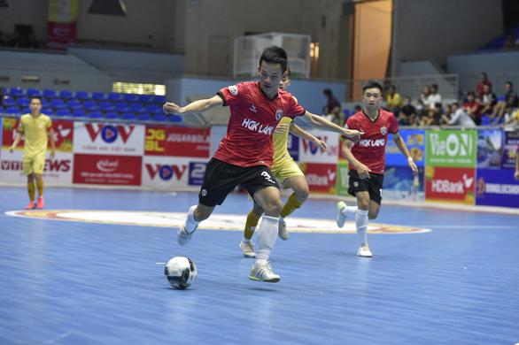 Xác định 10 đội tham dự VCK Giải futsal VĐQG 2021 - Ảnh 1.