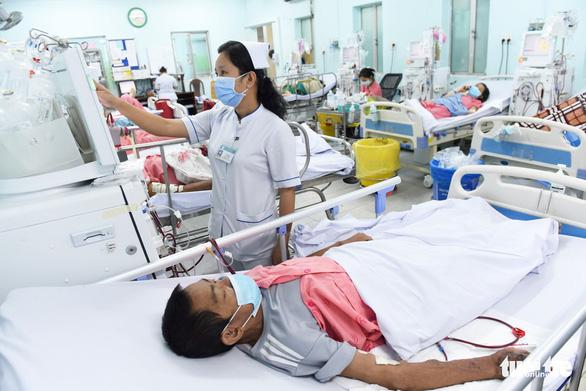 Bệnh viện đầu tiên của Việt Nam trở thành trung tâm đào tạo vùng của Hội thận học Quốc tế - Ảnh 1.