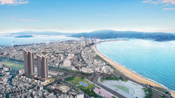 Dự án I - Tower Quy Nhơn chính thức được cấp giấy phép xây dựng - Ảnh 1.