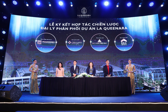 ERA Vietnam trở thành đối tác Tổng đại lý tại miền Nam dự án La Queenara Hội An - Ảnh 1.