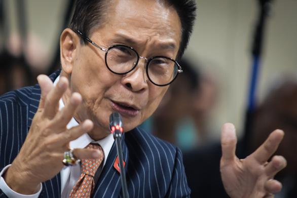 Vụ đá Ba Đầu: Cố vấn của Tổng thống Duterte cảnh báo xung đột với Trung Quốc - Ảnh 1.
