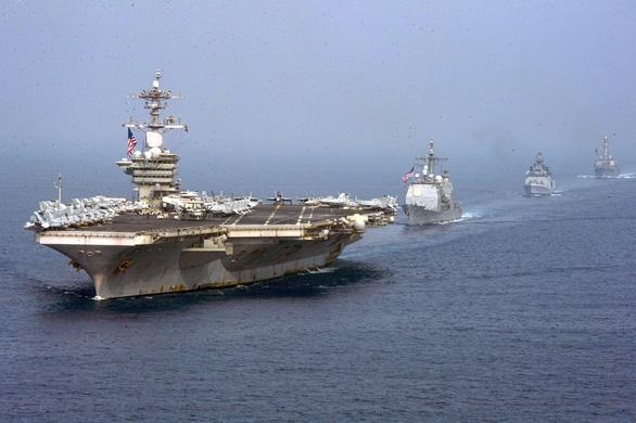 5 nước tập trận trên cửa ngõ ra vào Biển Đông, gởi thông điệp tới Trung Quốc - Ảnh 2.