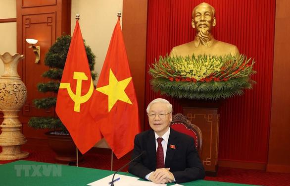 Tổng bí thư Nguyễn Phú Trọng điện đàm, mời Tổng thống Putin sang thăm Việt Nam - Ảnh 1.