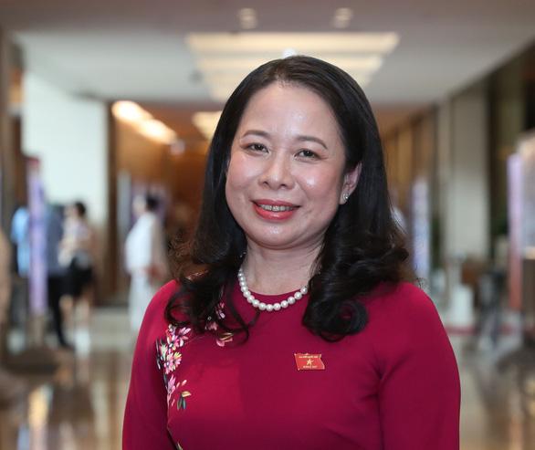 Bà Võ Thị Ánh Xuân làm Phó chủ tịch nước - Ảnh 1.