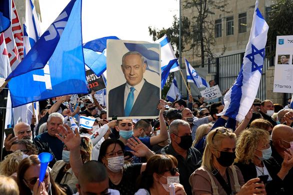 Thủ tướng Israel Netanyahu gọi cáo buộc tham nhũng là âm mưu đảo chính - Ảnh 2.