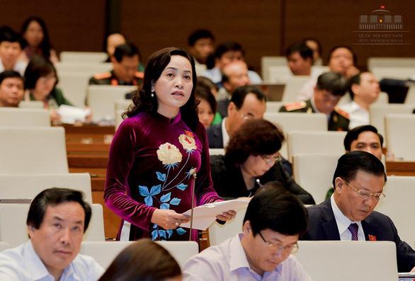 Trình Quốc hội bầu chủ nhiệm một số ủy ban, tổng thư ký, tổng Kiểm toán Nhà nước - Ảnh 5.