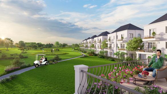Biệt thự sân golf - xu hướng mới của giới nhà giàu ưa chuộng - Ảnh 1.
