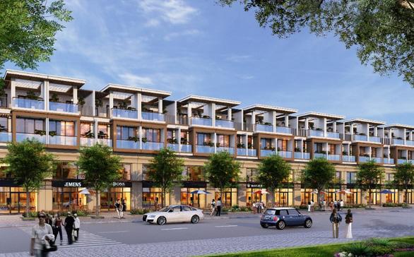 Nhà phố thương mại - ưu thế giúp sinh lời 2021 - Ảnh 1.
