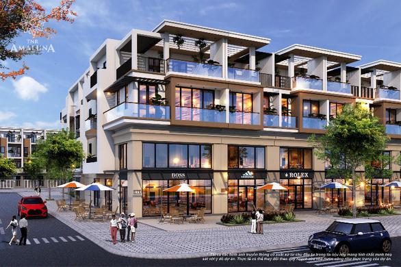 Nhà phố thương mại - ưu thế giúp sinh lời 2021 - Ảnh 2.