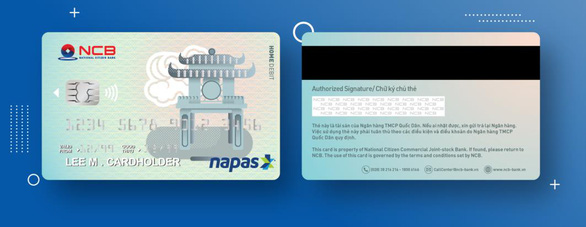 Thẻ chip NCB có gì đặc biệt? - Ảnh 1.