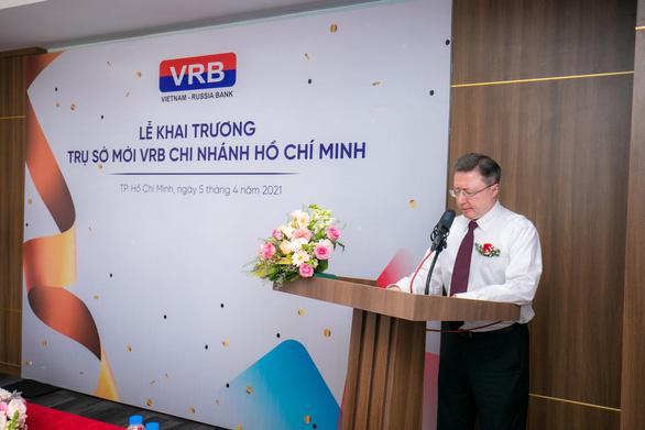Khai trương trụ sở mới Ngân hàng Liên doanh Việt  Nga chi nhánh TP.HCM - Ảnh 3.