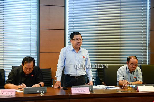 Trình Quốc hội bầu chủ nhiệm một số ủy ban, tổng thư ký, tổng Kiểm toán Nhà nước - Ảnh 4.
