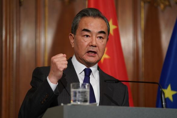 Ông Vương Nghị: Trung Quốc không lùi bước, bình tĩnh đối phó, không sợ hãi - Ảnh 1.