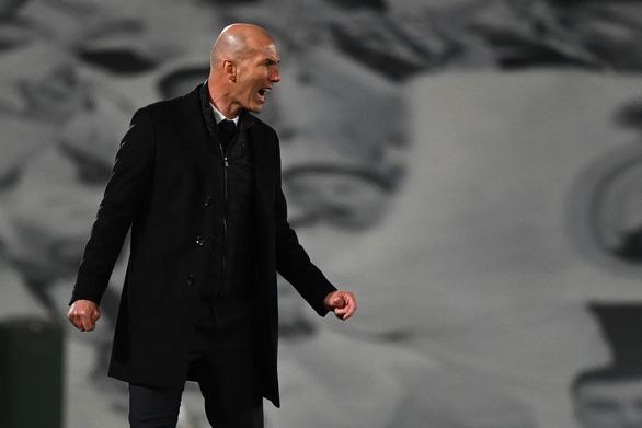 Zidane luôn là 'số 10' trên băng ghế huấn luyện - Ảnh 1.