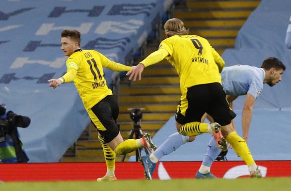Man City thắng nghẹt thở Dortmund tại Etihad - Ảnh 3.