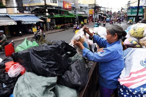 TP.HCM chưa tăng tiền rác từ nay tới năm 2025 - Ảnh 1.