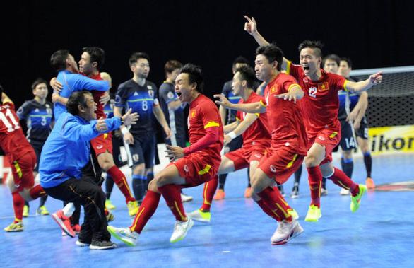 Đội tuyển futsal Việt Nam hi vọng lần thứ 2 có mặt tại World Cup - Ảnh 1.