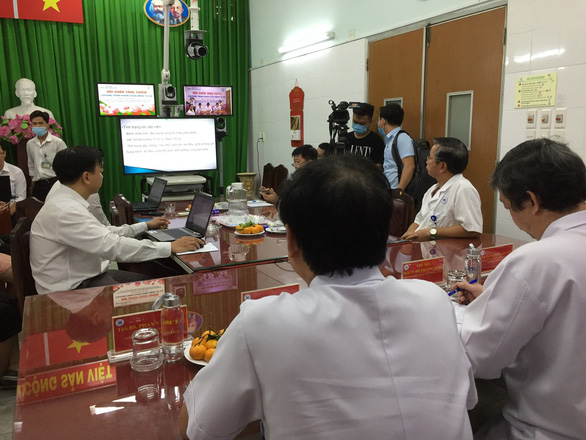Bệnh viện Thống Nhất khai trương trung tâm tư vấn, khám chữa bệnh từ xa - Ảnh 1.