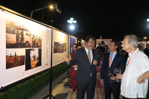 Xem triển lãm ảnh báo chí xuất sắc nhất thế giới 2018-2020 miễn phí tại TP.HCM - Ảnh 1.