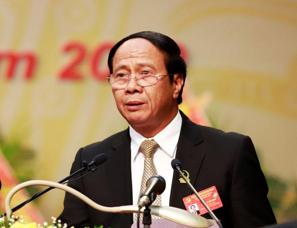 Trình Quốc hội phê chuẩn các Phó thủ tướng Lê Minh Khái, Lê Văn Thành - Ảnh 2.