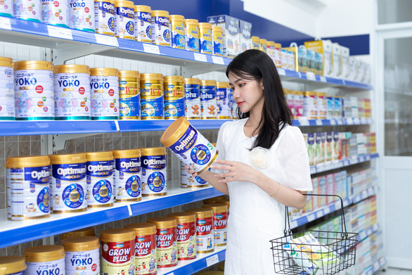 Vinamilk vượt mốc 500 cửa hàng mang tên Giấc Mơ Sữa Việt - Ảnh 3.