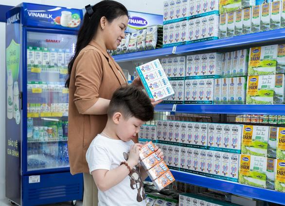 Vinamilk vượt mốc 500 cửa hàng mang tên Giấc Mơ Sữa Việt - Ảnh 4.