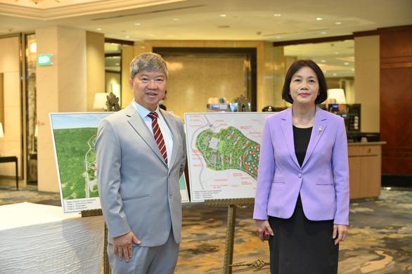 Nhà đầu tư Singapore thúc đẩy dự án trăm triệu đô tại Việt Nam giữa dịch COVID-19 - Ảnh 1.