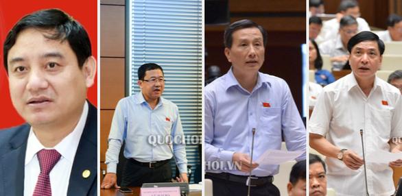 Ông Trần Sỹ Thanh trúng cử tổng Kiểm toán Nhà nước - Ảnh 2.