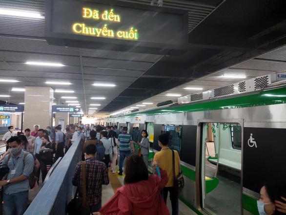 Phó thủ tướng yêu cầu sớm xong thủ tục, đưa đường sắt Cát Linh - Hà Đông vào khai thác - Ảnh 1.