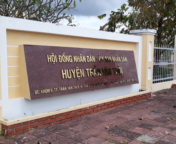 Chánh Thanh tra huyện Trần Văn Thời: không thi nhưng vẫn được cấp bằng - Ảnh 1.