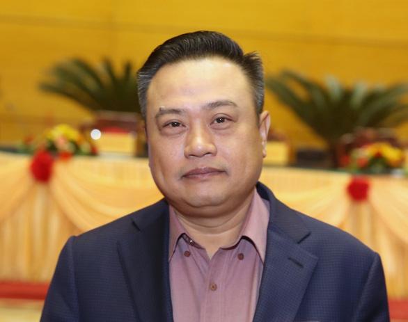 Ông Trần Sỹ Thanh trúng cử tổng Kiểm toán Nhà nước - Ảnh 1.