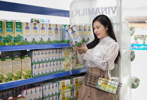 Vinamilk vượt mốc 500 cửa hàng mang tên Giấc Mơ Sữa Việt - Ảnh 1.