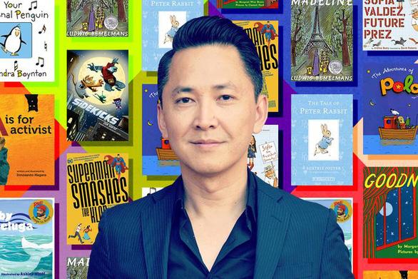 Đạo diễn nổi tiếng Park Chan Wook làm phim từ sách của nhà văn gốc Việt - Ảnh 2.