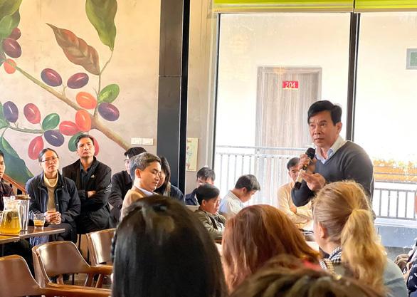 Lãnh đạo huyện Kon Plông nói không có chuyện gợi ý doanh nghiệp đi làm phải có phong bì - Ảnh 1.