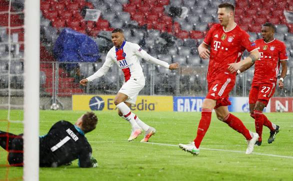 PSG thắng Bayern trong bộ phim bom tấn tôn vinh Mbappe - Ảnh 4.