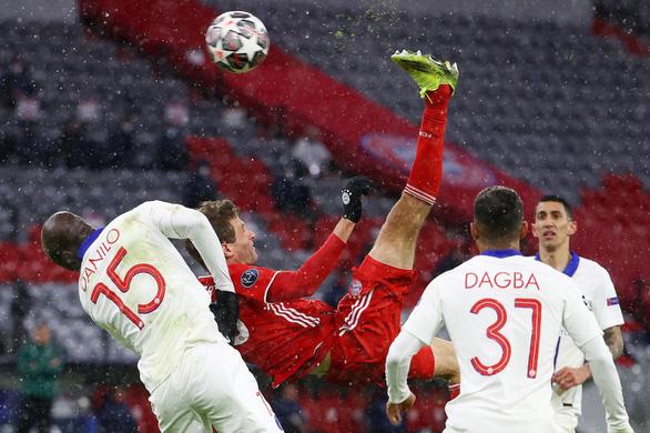 PSG thắng Bayern trong bộ phim bom tấn tôn vinh Mbappe - Ảnh 3.