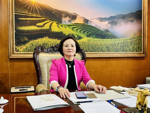 Tân Bộ trưởng Phạm Thị Thanh Trà: Cải cách hành chính để tháo gỡ điểm nghẽn phát triển - Ảnh 1.