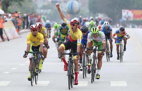 Cuarơ Tây Ban Nha Javier Perez thắng vòng đua tốc độ ở Lạng Sơn - Ảnh 1.