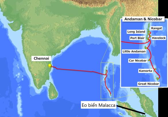 Nhật - Ấn giăng lưới đón tàu ngầm Trung Quốc trên Ấn Độ Dương - Ảnh 2.