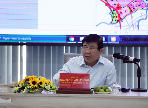 Ông Nguyễn Thành Phong: Thương mại hóa sản phẩm mới tạo động lực nghiên cứu - Ảnh 1.