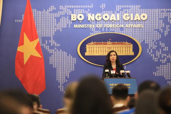Việt Nam phản đối Trung Quốc khảo sát quần đảo Hoàng Sa - Ảnh 1.