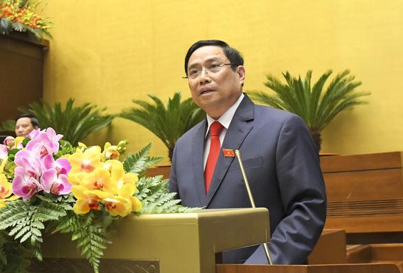 Thủ tướng Phạm Minh Chính làm Phó chủ tịch Hội đồng Quốc phòng và an ninh - Ảnh 1.