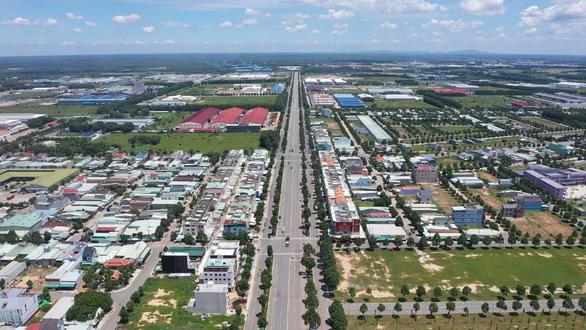Bất động sản Bàu Bàng tăng sức nóng nhờ hạ tầng và công nghiệp - Ảnh 1.
